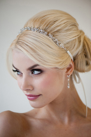 Свадебные прически 2012 (1)