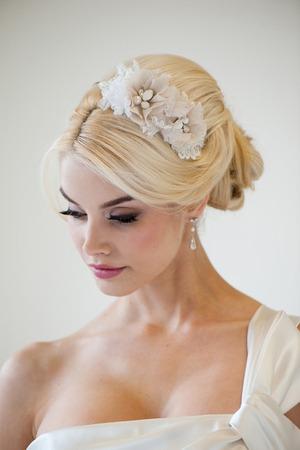 Свадебные прически 2012 (17)