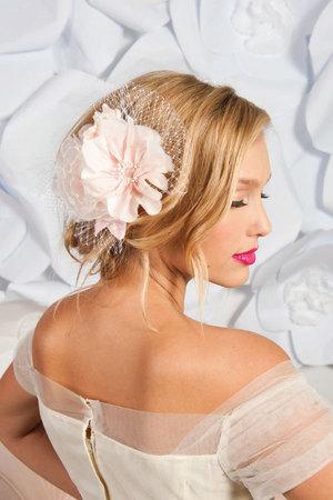 Свадебные прически 2012 (15)