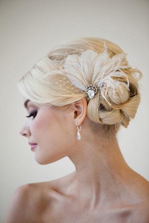 Свадебные прически 2012 (18)