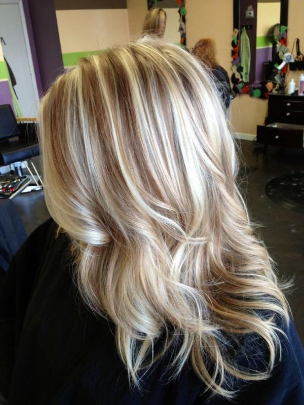 Пепельный блонд, фото