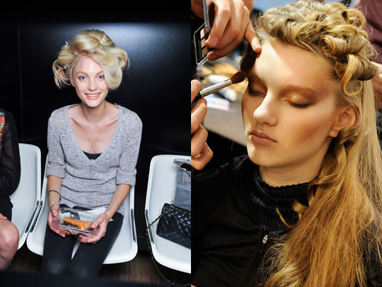 Накрученные прически. Как красиво накрутить волосы на бигуди?