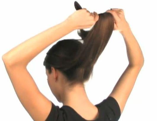 Заколка для волос Софиста Твиста, прически