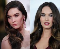 Колорирование волос до и после