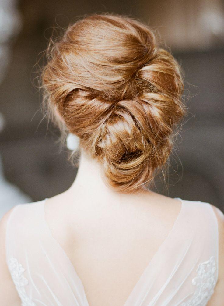 Праздничные прически на средние волосы (3)