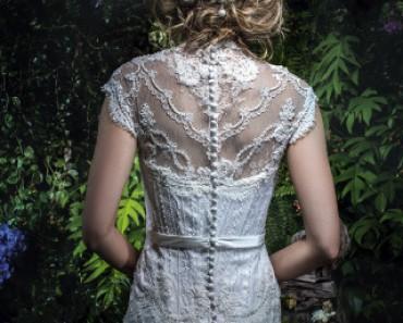 Прически свадебные с челкой