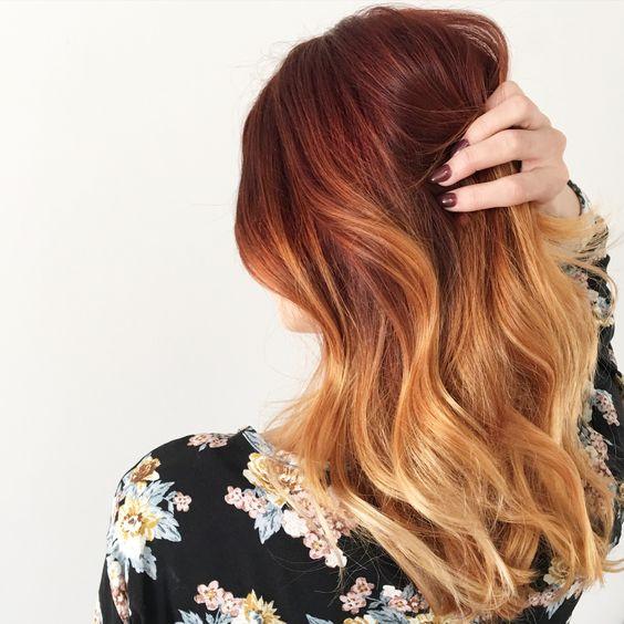 Стрижка лесенка на средние волосы, фото (31)