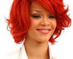 Красно рыжие волосы