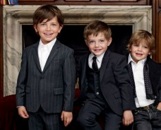 Прически для мальчиков 2014