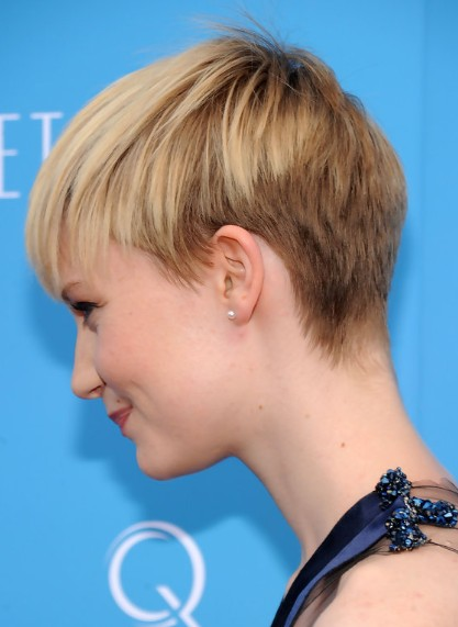 Стрижки 2014 на короткие волосы