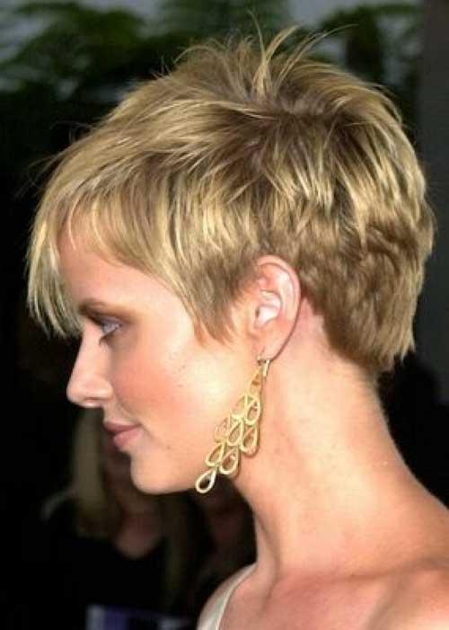 Стрижки 2014 на короткие волосы (8)