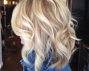 Белые цвета волос