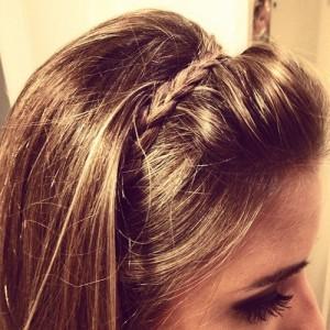 Причёски для девочек видео
