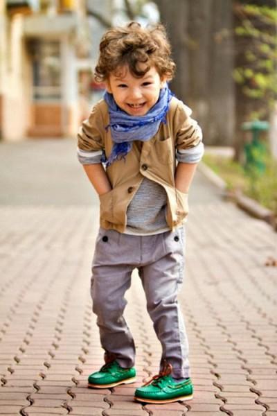 Стрижки для мальчиков: виды и фото