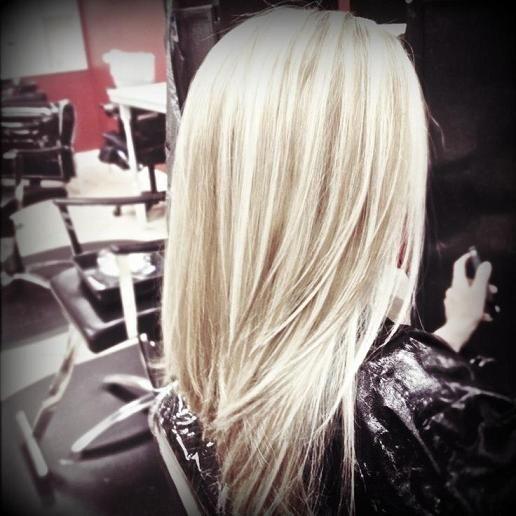 Блонд 2014: модные оттенки
