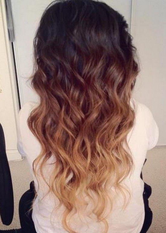 Омбре на волосах (12)
