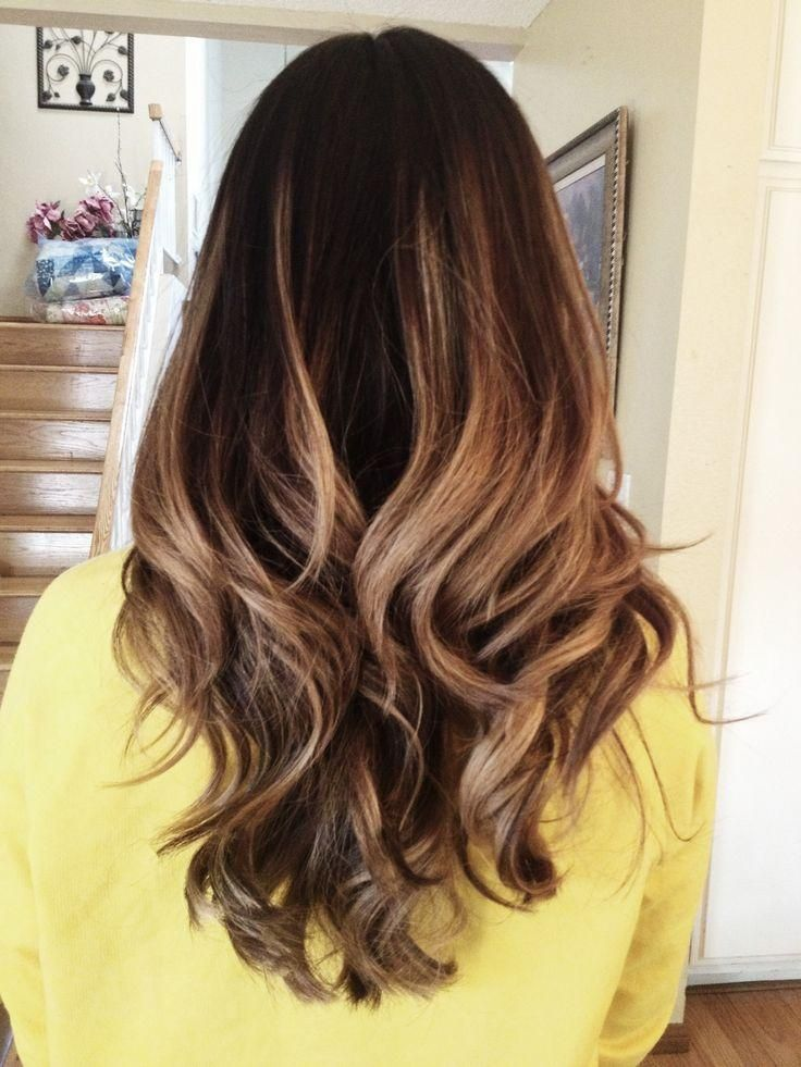 Омбре на волосах (1)