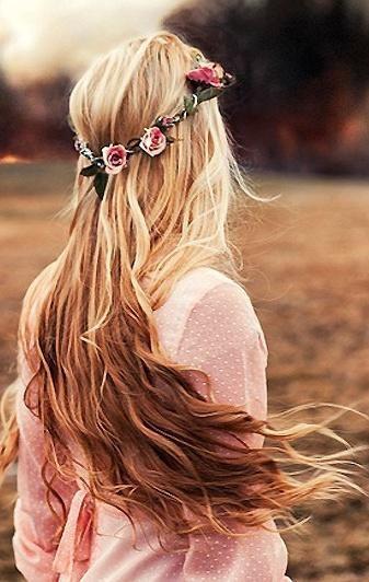 Фото длинных волос сзади (2)