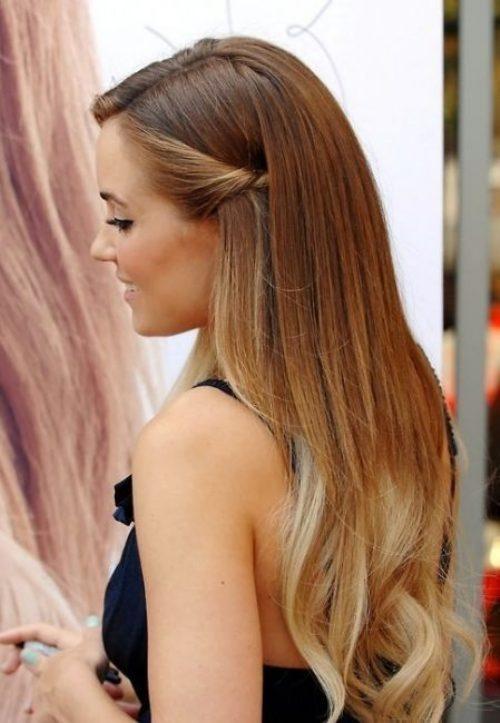 Золотисто-русые волосы (10)