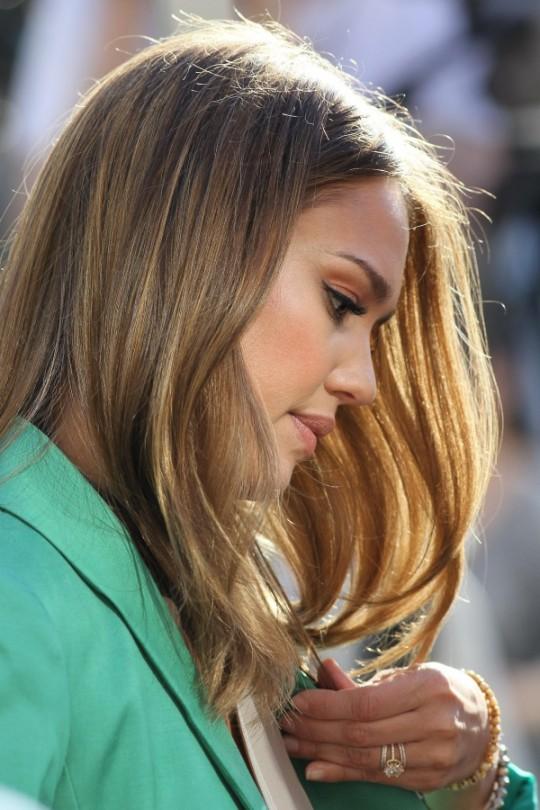 Золотисто-русые волосы (7)