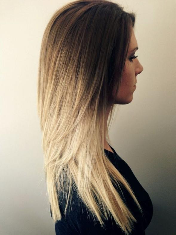 Золотисто-русые волосы (5)