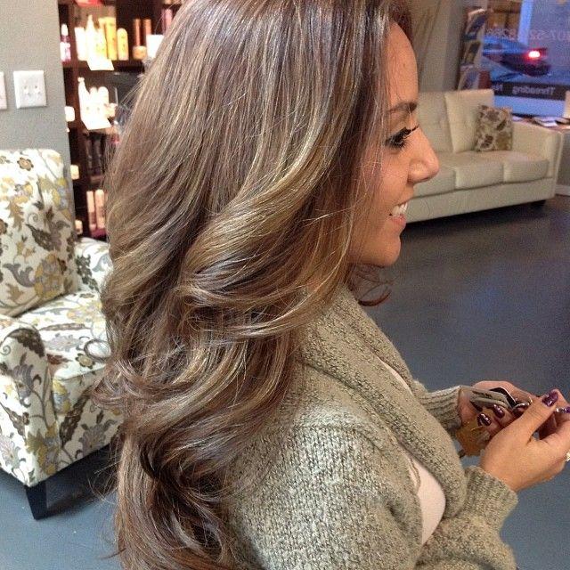Золотисто-русые волосы (4)
