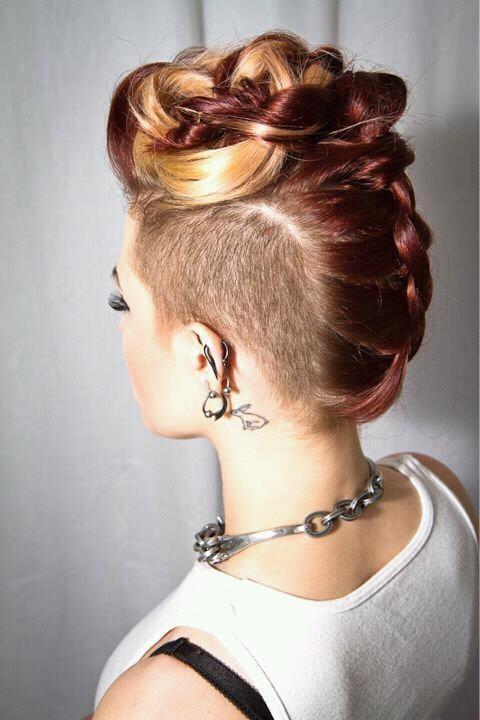 Красивые косы на длинные волосы (12)