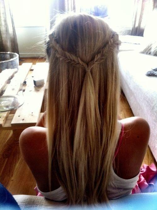 Красивые косы на длинные волосы (10)