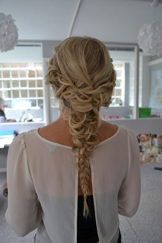 Красивые косы на длинные волосы (9)