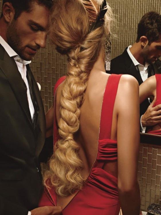 Красивые косы на длинные волосы (8)