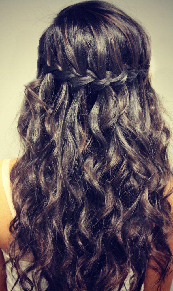 Красивые косы на длинные волосы (7)