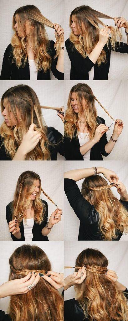 Красивые косы на длинные волосы (13)