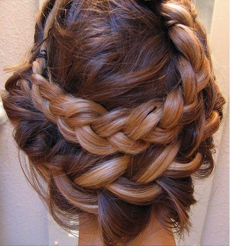 Коса на косе фото (15)