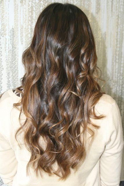 Длинные русые волосы (7)