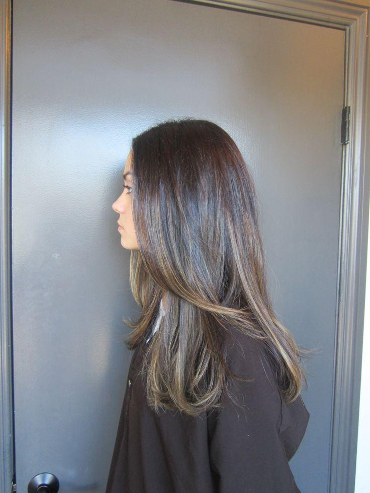 Длинные русые волосы (6)