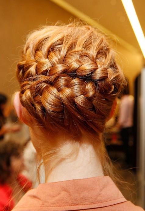Коса на косе фото (13)
