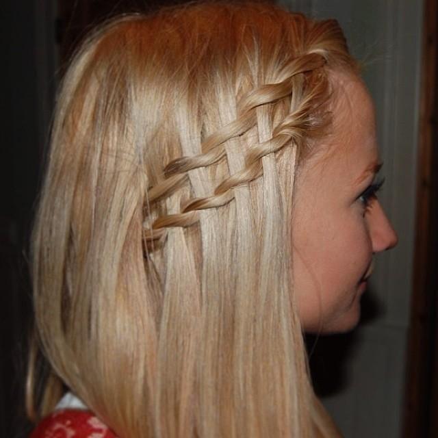 Коса на косе фото (16)