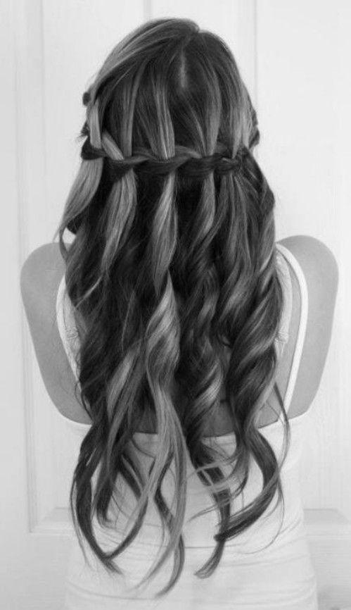 Коса на косе фото (11)