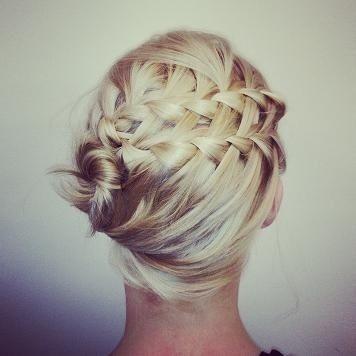 Коса на косе фото (9)