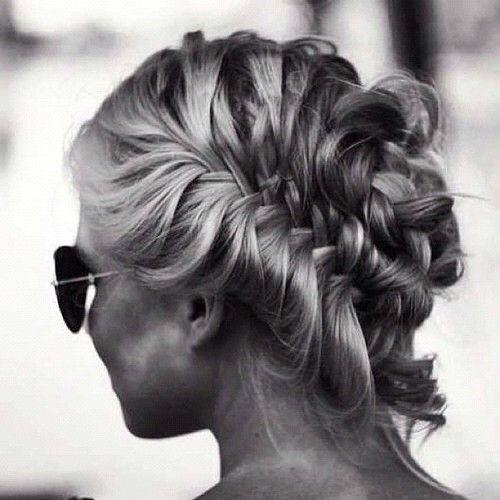 Коса на косе фото (6)
