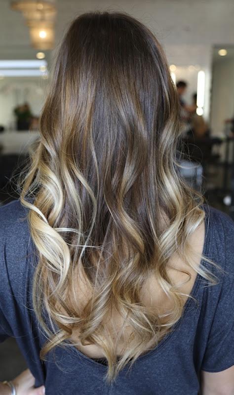 Длинные русые волосы (9)