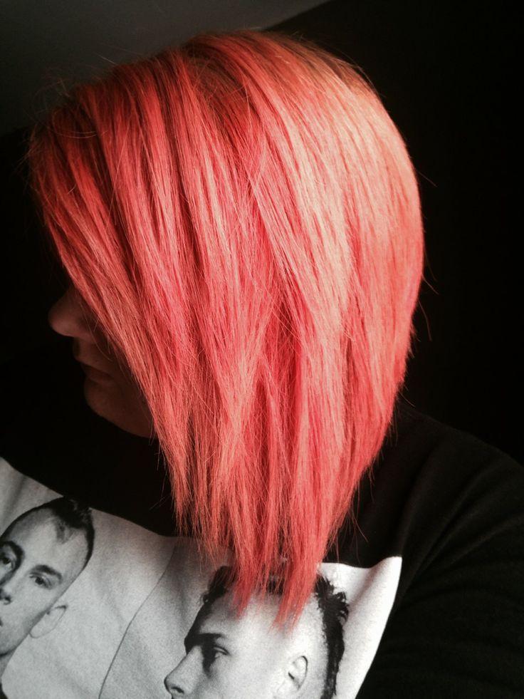 Алые волосы, фото (10)