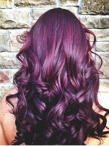 Сиреневые волосы (11)