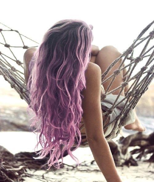 Сиреневые волосы (3)