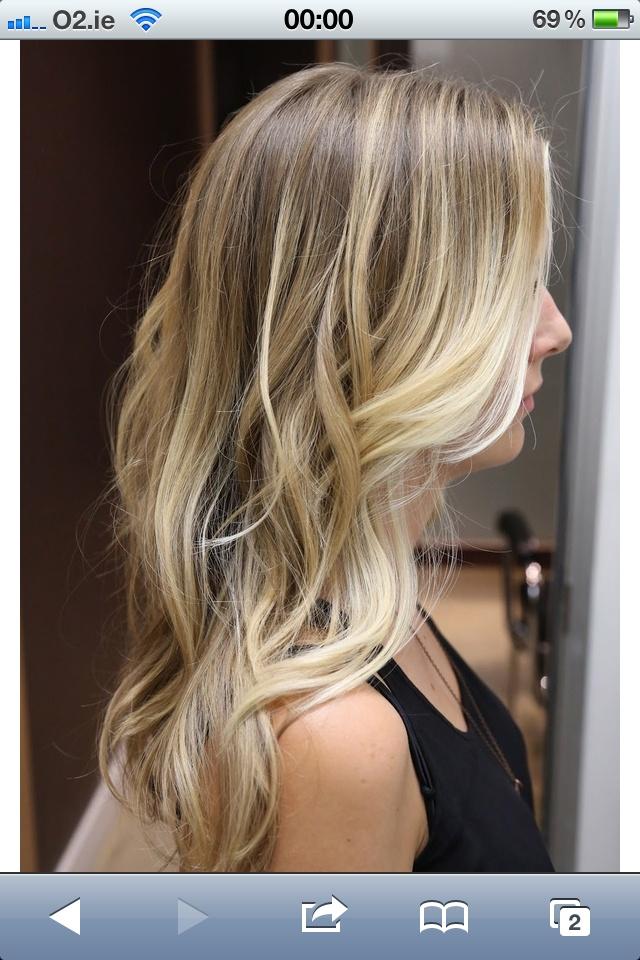 Мелирование на белые волосы (8)
