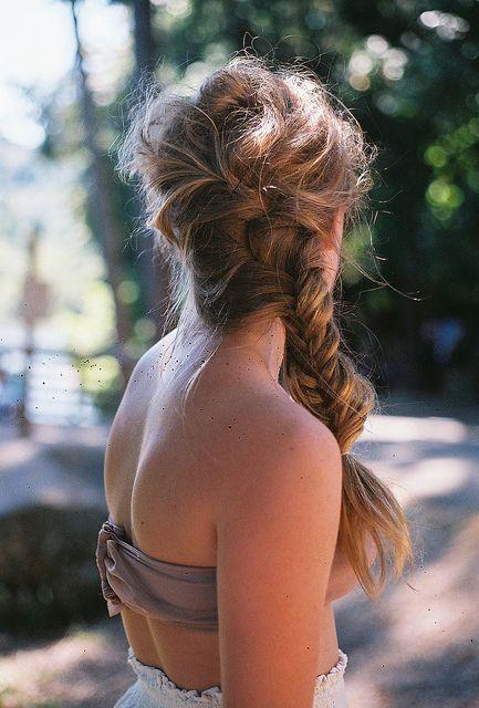 Прически с длинными косами (6)