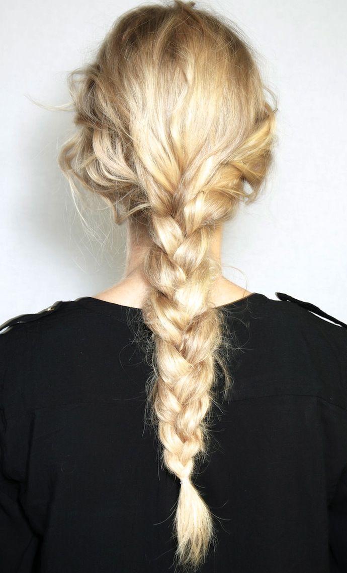 Прически с длинными косами (11)