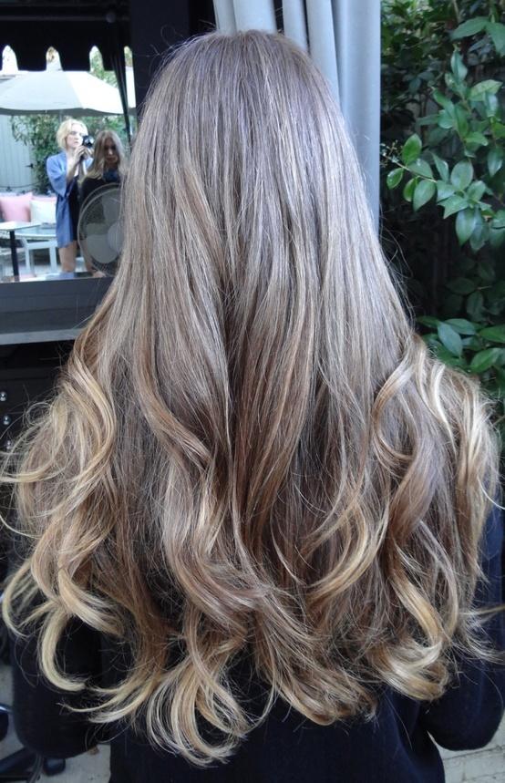 Темно-пепельный цвет волос (6)
