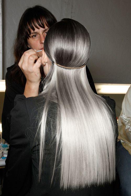 Темно-пепельный цвет волос (5)