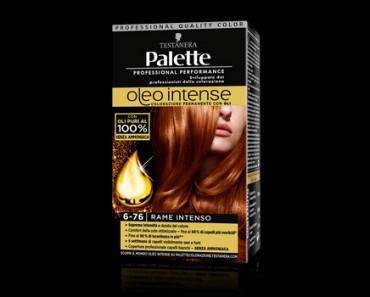 Медная краска для волос, отзывы и палитра
